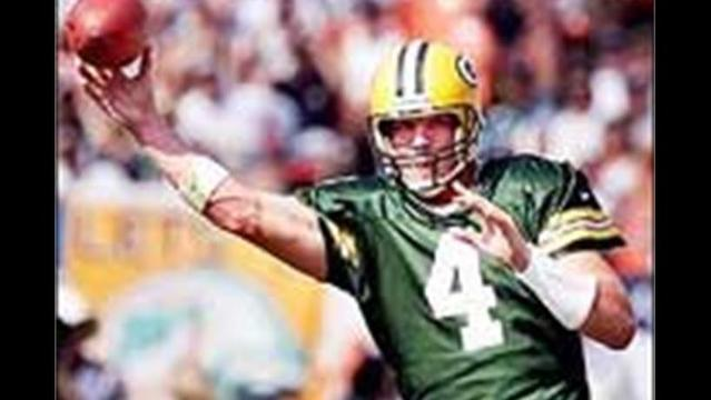 Packers To Retire Favre's #4