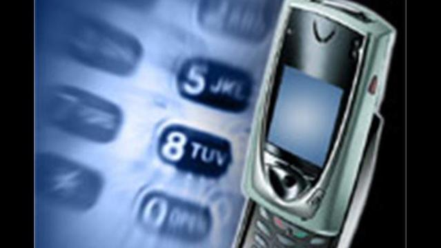Phone Line Repairs to Slow Traffic Down On Mulford