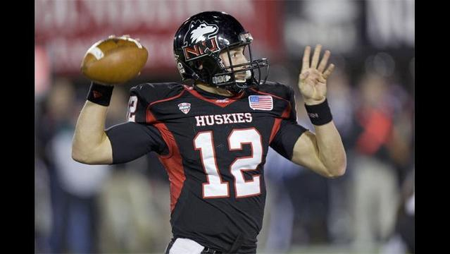 NIU's Harnish is Mr. Irrelevant