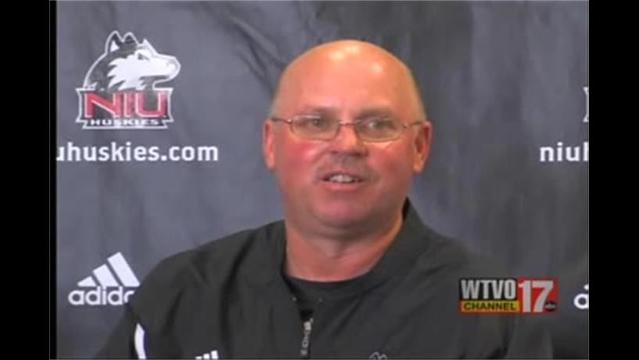 Former NIU Coach Takes Leave For Treatment