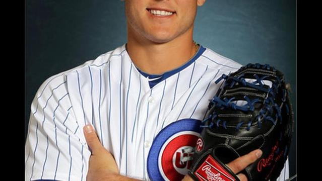 Rizzo Shines in Cubs Debut 6/26/12