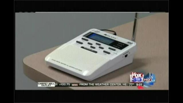 NWS Tower Problems May Affect Weather Radios