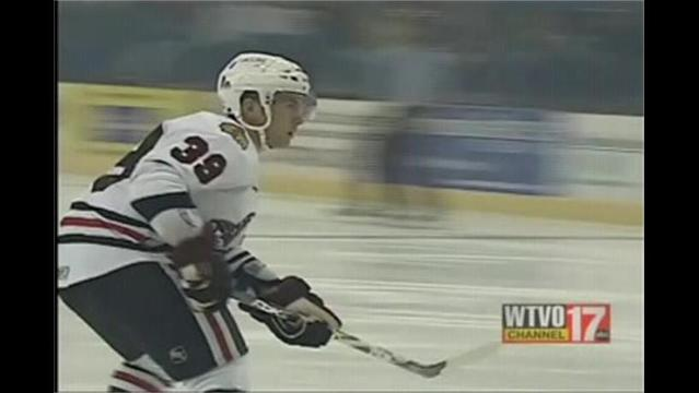 IceHogs Steal Win in Peoria 3/6/13
