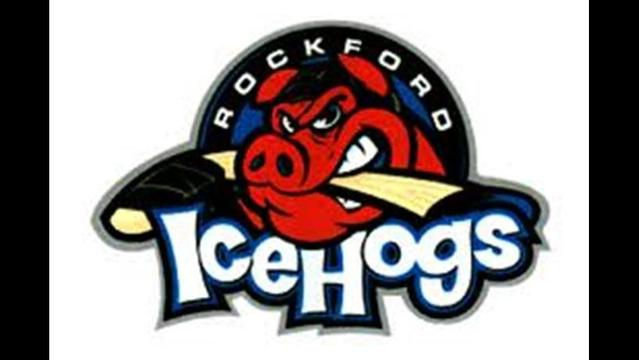 IceHogs Roar To Win 4/20/13