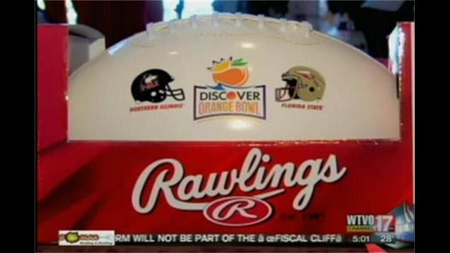 Game Day;  What Others Are Saying About NIU in the Orange Bowl