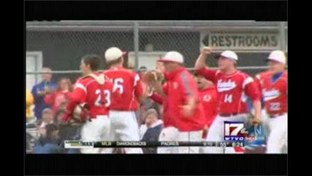 Oregon Holds Off Byron To Win Sectional 5/25/13