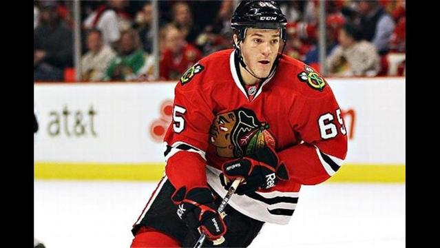 Shaw Leads Blackhawks To Game 5 Win 5/25/13