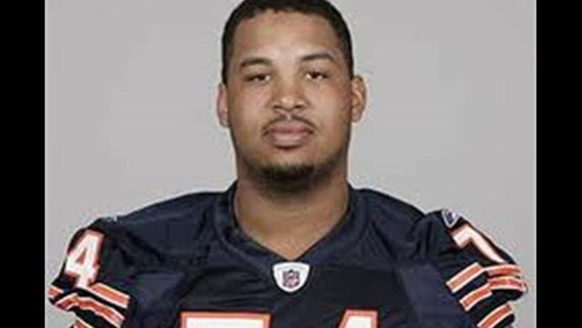 Bears Release Williams 10/16/12