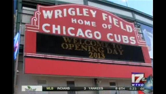 Wrigley Field Celebrates A Century Of Professional Baseball