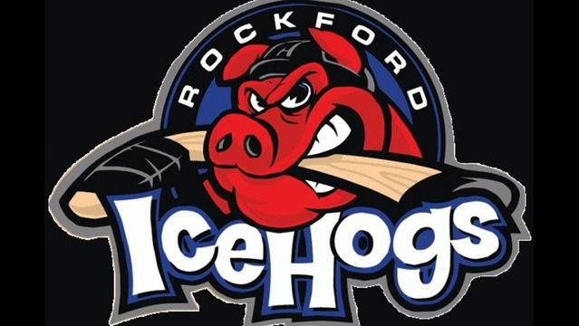 IceHogs Beat in Lake Erie