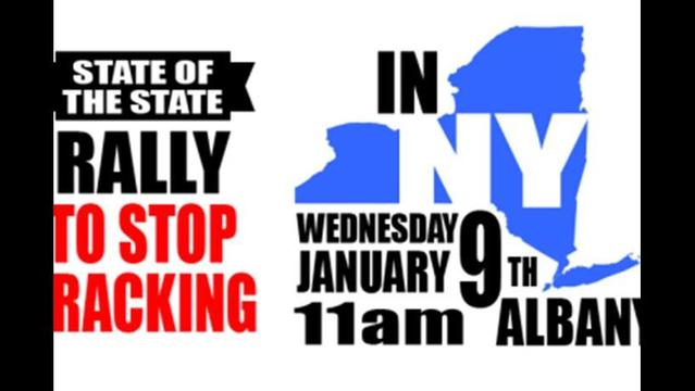 Anti-fracking groups gear up for protest in New York