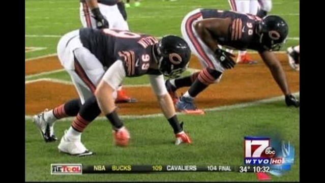 Bears Defensive Line Waking Up?