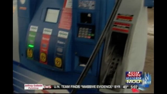 Gas Prices Drop, But Could Go Up Soon