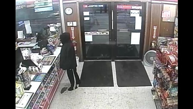 Dixon Casey's General Store Robbed at Gunpoint