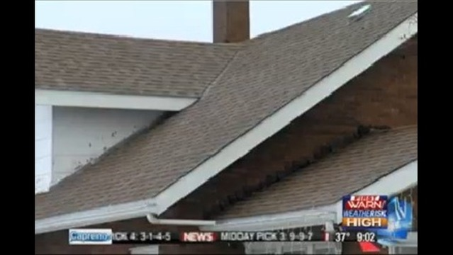 Roof Leaks Problematic for Stateline Homeowners