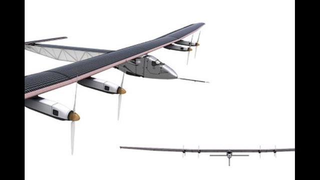 Solar Impulse 2 will take on round the world flight in 2015