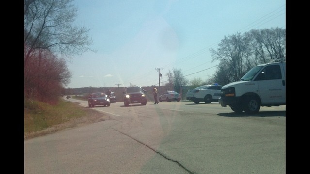 Roscoe Chemical Scare Diverts Traffic
