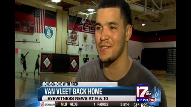 Van Vleet To Appear At Local Camp