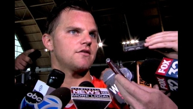 QB Jimmy Clausen Seizes Opportunity With Bears