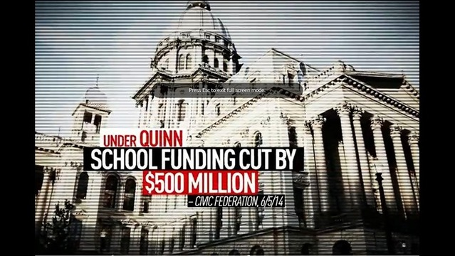 Rauner First to the Airwaves with Hard-hitting TV Ad Against Governor Quinn