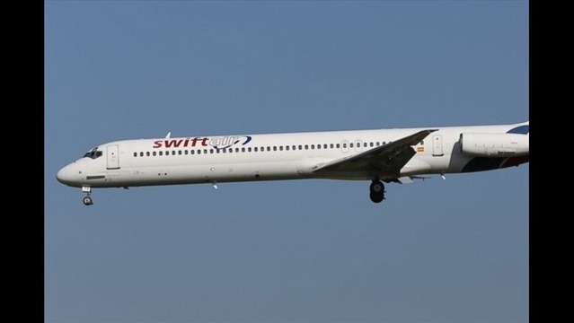 Air Algerie Flight Crashes In Africa