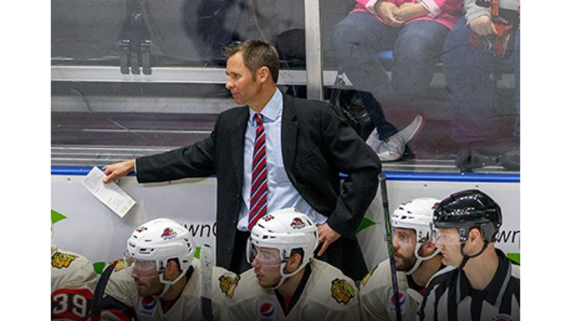 Blackhawks Fire Icehogs Coach Ted Dent Amid More Organizational Change