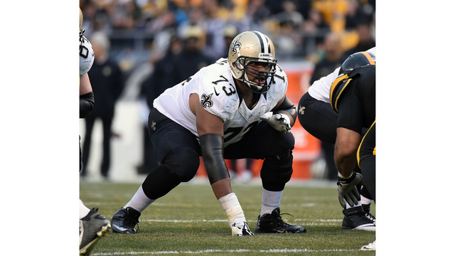 Saints legend Jahri Evans signs with Green Bay Packers