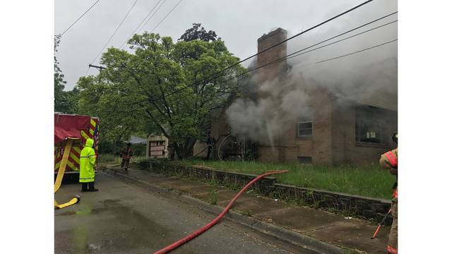 Unoccupied House Suffers $20,000 in Damages in Friday Morning Fire