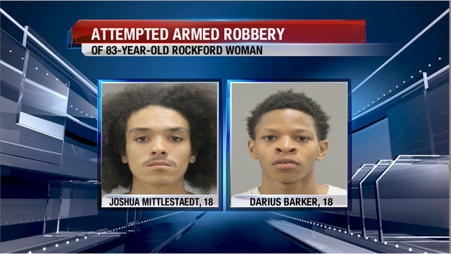 Arrests Made in Attempted Armed Robbery of 83-year-old Woman
