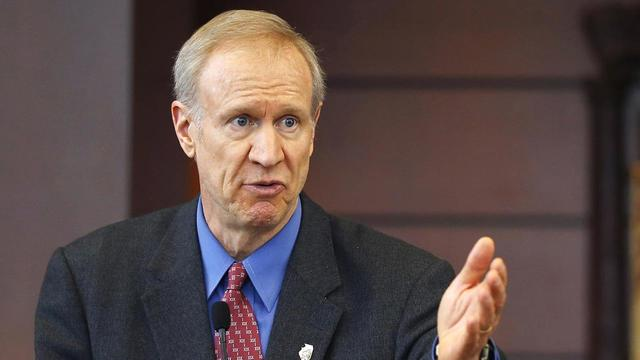Rauner Fires Staffer on First Day Over Homophobic, Racial Tweets