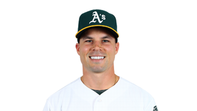 Smolinski Getting Closer To Returning To The A's