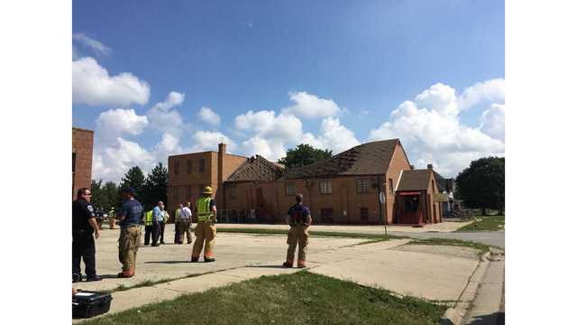 Roof Collapses on Rockford Church