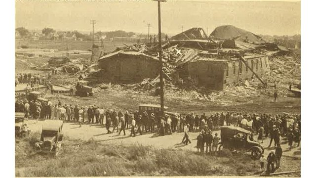 89th Anniversary of 1928 Tornado That Killed 14 in Rockford