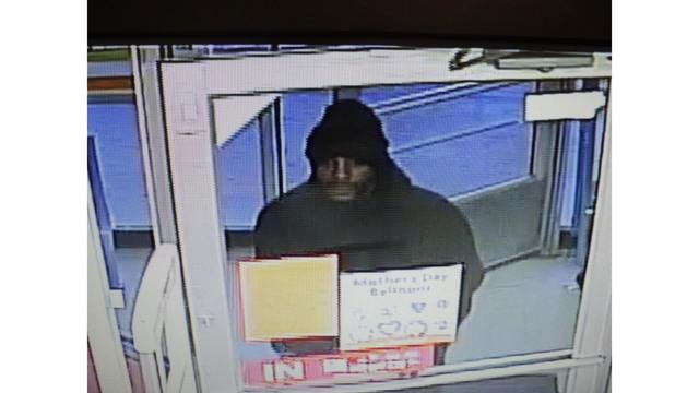 Armed Robbery Surveillance Photos Released