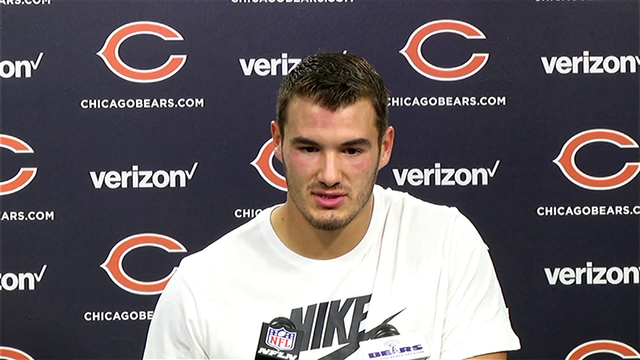 Trubisky Ready To Lead The Bears