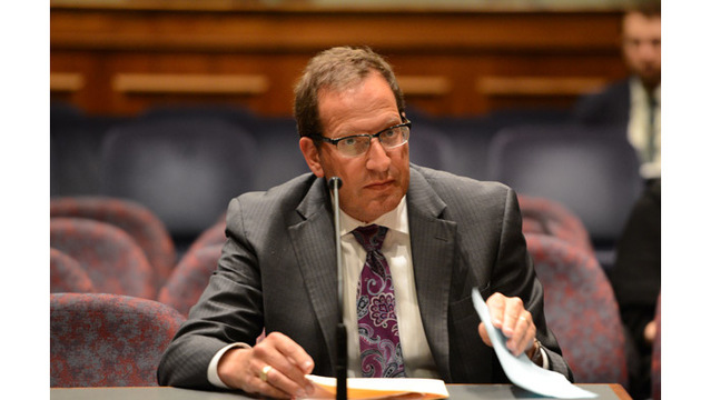 Senator Silverstein resigned from leadership amid sexual harassment allegations