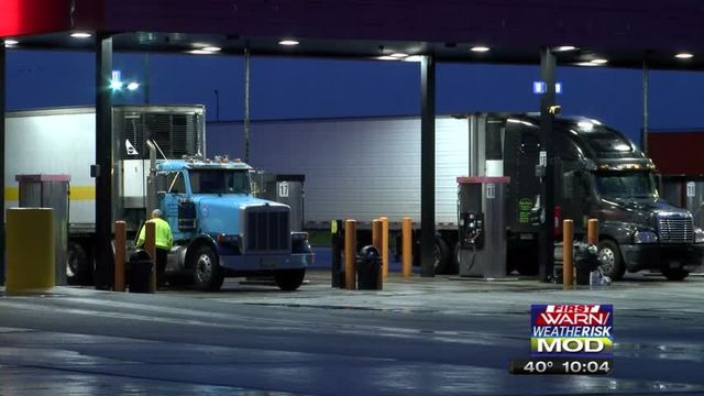 UPDATE: Woman's Body Found at South Beloit Truck Stop