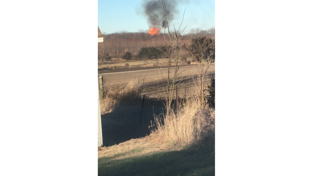 UPDATE:  Two Killed in Gas Pipeline Explosion in Lee County Identified