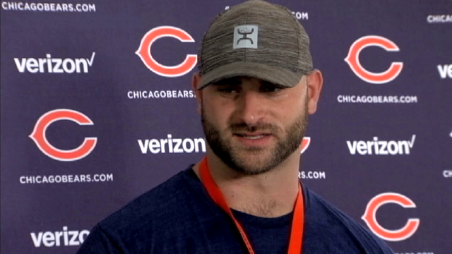 Kyle Long Placed on Season-Ending IR with Shoulder Injury