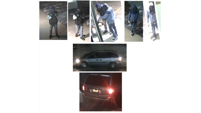 ATF Offering Reward for Information on Suspects Who Robbed Local Gun Store