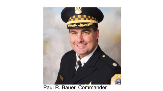 Slain Chicago police commander was department veteran