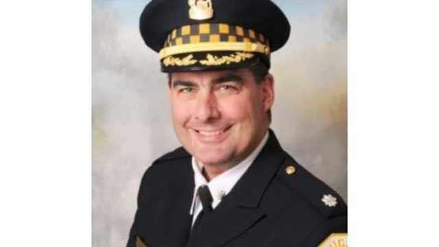 Chicago Police Cmdr. Paul Bauer was on duty when fatally shot
