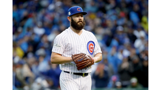 Jake Arrieta Nearing Deal With Phillies