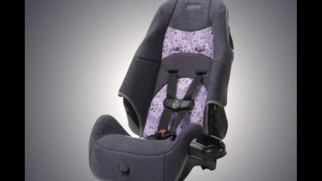 New Law Requires Rear Facing Car Seats For Illinois Children