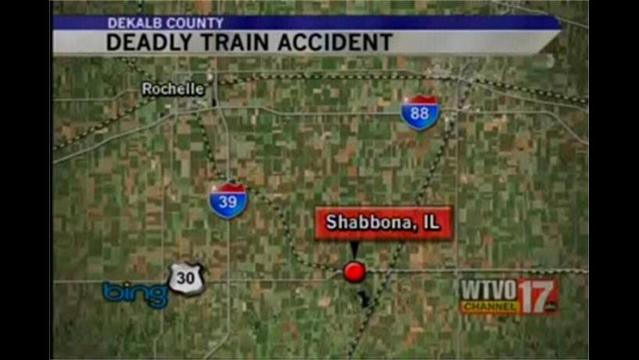 Man Killed In Shabbona Train Accident