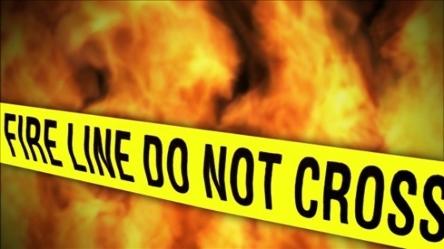 Condemned House Fire Causes $40,000 in Damages Tuesday Morning