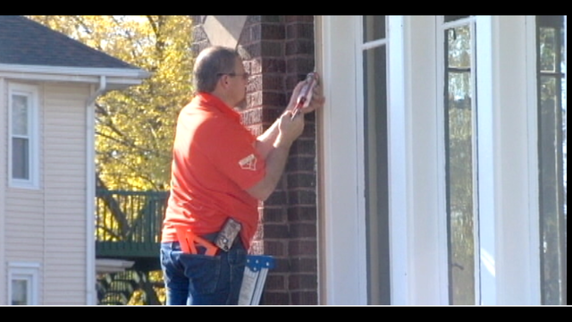 Home Depot Tranforms Rockford Home Into Veterans Drop In Center