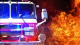 Five people make it out alive from early Saturday morning house fire