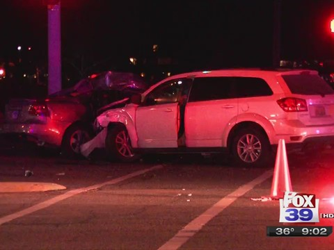 Man Killed in Car Accident Outside Nicholas Conservatory Tuesday Identified
