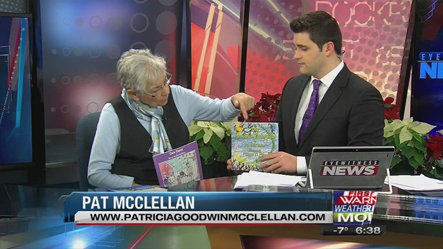 Local Author Devoted to Helping Kids